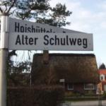 Die Geschichte meiner Straße