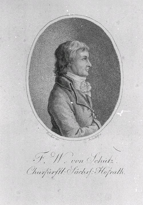 Friedrich Wilhelm von Schütz - kurz